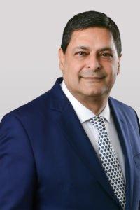 headshot of ceo Nazir Valani