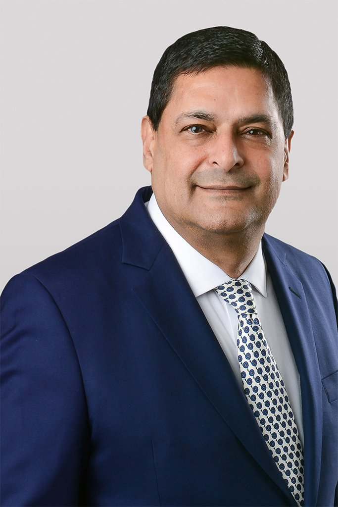 headshot of ceo Nazir Valani